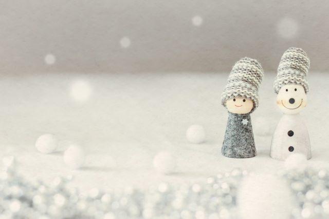 寒中見舞いの画像